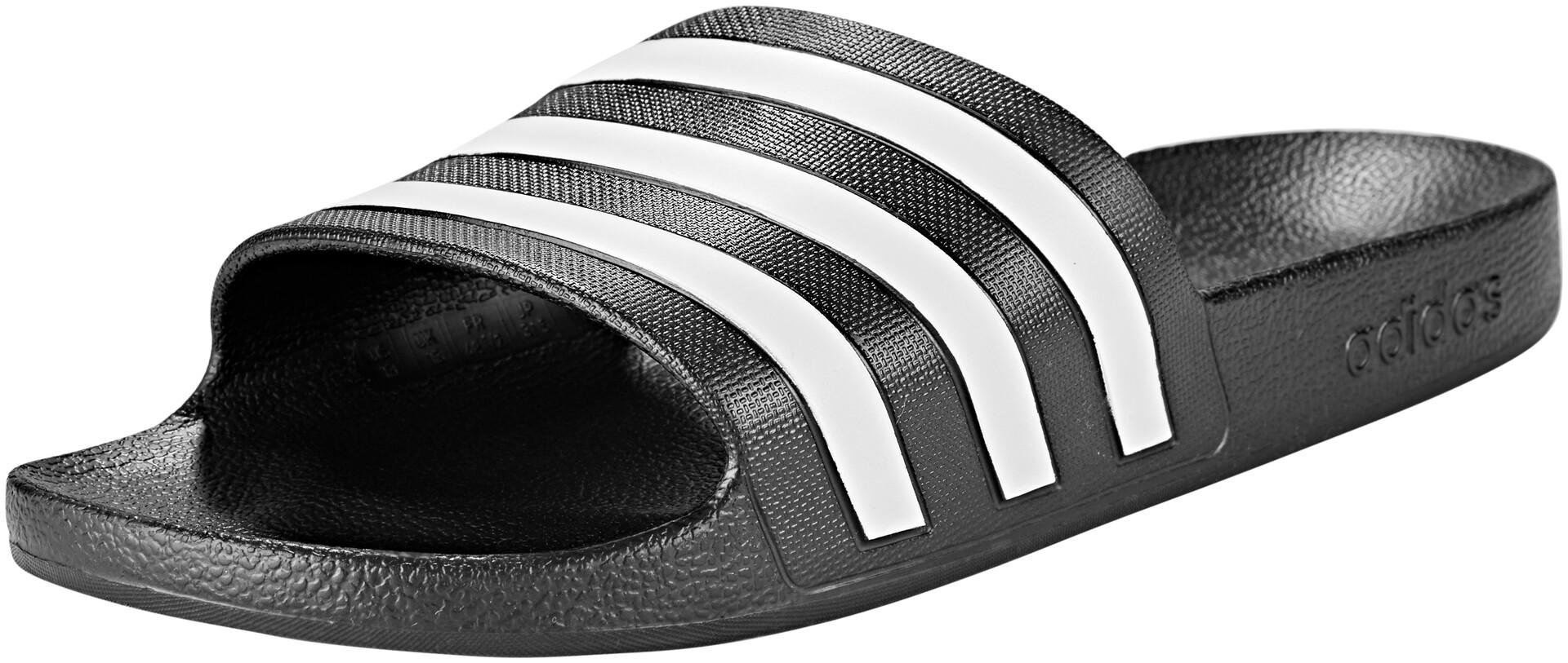 adidas Adilette Aqua Sandalen Heren, core blackftwr whitecore black